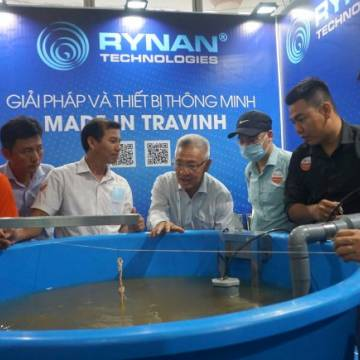 TS Nguyễn Thanh Mỹ: Nuôi tôm tầng nước, bán tôm ba tầng