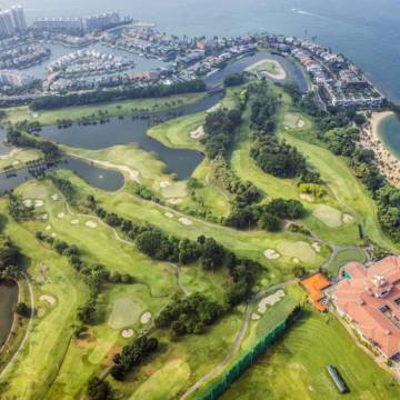 Thẻ hội viên đánh golf – khoản đầu tư siêu lợi nhuận ở Singapore