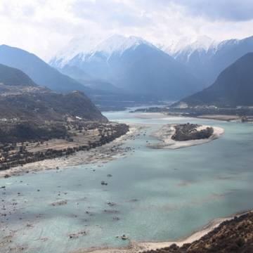 Trung Quốc lên kế hoạch xây siêu đập, lớn hơn cả đập Tam Hiệp