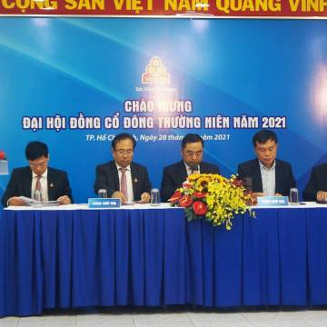 VISSAN tổ chức đại hội cổ đông thường niên năm 2021