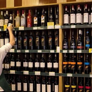 Xuất khẩu rượu vang của Úc sang Trung Quốc giảm 96%