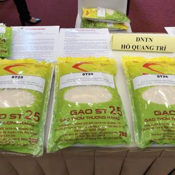 Việt Nam có thể mất quyền tham gia cuộc thi 'Gạo ngon nhất thế giới'