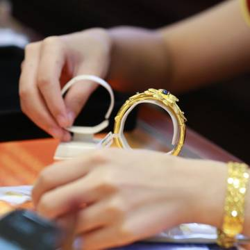 Việt Nam là thị trường vàng lớn nhất Đông Nam Á
