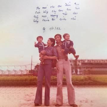 Lê Diệp Kiều Trang: 'Tháng của Cha', nhớ những người đàn ông thầm lặng