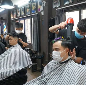 Từ 1/8, dịch vụ cắt tóc, gội đầu sẽ phải đóng thuế