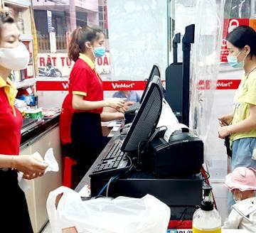 Kiến nghị ưu tiên tiêm vắc xin Covid-19 cho nhân viên siêu thị