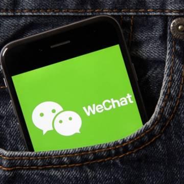 WeChat tạm dừng đăng ký người dùng mới ở Trung Quốc