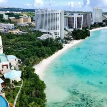 'Đảo miễn dịch Guam' thu hút khách nhà giàu Đông Á bằng tour tiêm vắc xin