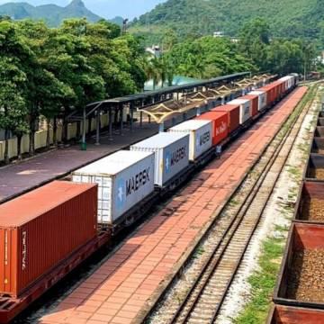 Đường sắt Việt Nam mở chuyến tàu container đến Bỉ
