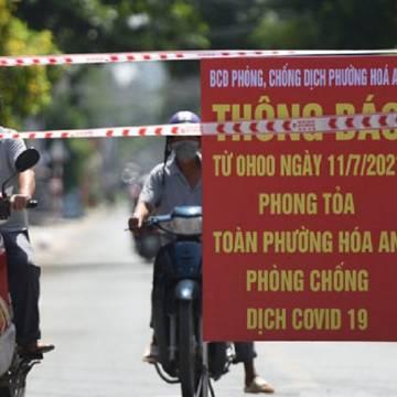 Đồng Nai cho thôi chức một chủ tịch phường vì chống dịch chưa tốt