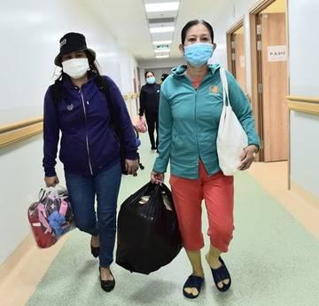 TP.HCM đã có 21.388 bệnh nhân Covid-19 xuất viện