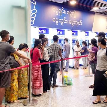 Kinh tế Myanmar tăng trưởng âm 18% trong năm 2021