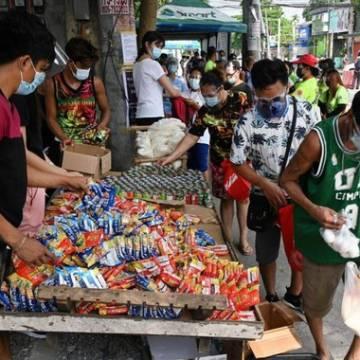 Philippines đối diện 'ác mộng đói'