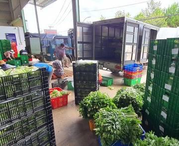 Bộ NN-PTNT đề nghị TP.HCM tổng hợp nhu cầu lương thực, thực phẩm