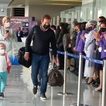 Sau 3 ngày mở cửa, Thái Lan đón 1.300 du khách quốc tế đến Phuket