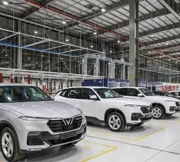 2 điểm nghẽn của ngành công nghiệp ôtô Việt Nam