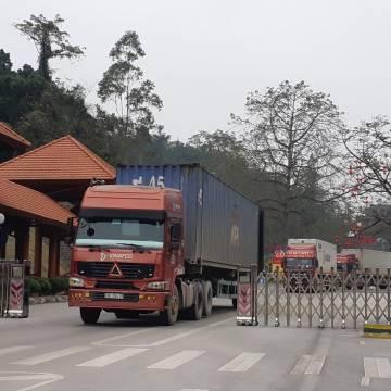 Mỗi ngày Việt Nam nhập 400 xe rau củ, nông sản Trung Quốc