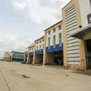 Dự kiến ngày 7/9 mở điểm trung chuyển hàng hóa tại chợ Bình Điền