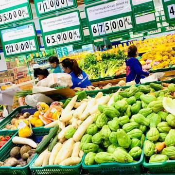 Từ 1/10, tất cả các siêu thị ở TP.HCM đón khách vào mua hàng trực tiếp