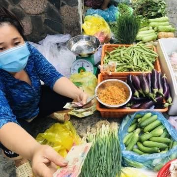 34/234 chợ truyền thống tại TP.HCM đã hoạt động trở lại