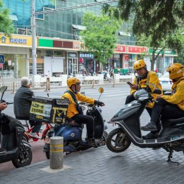 Công ty giao hàng lớn nhất Trung Quốc bị phạt hơn nửa tỷ USD vì độc quyền