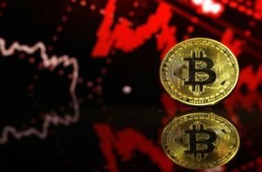 Giá Bitcoin lại trượt sâu