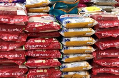 Xuất khẩu gạo của Thái Lan giảm 23%