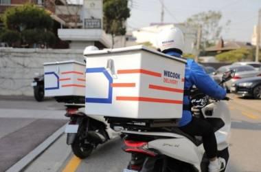 Người giao hàng ở Hàn Quốc 'làm việc đến chết'